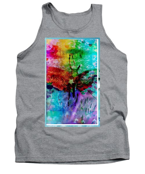 Insects And Incense Tank Top