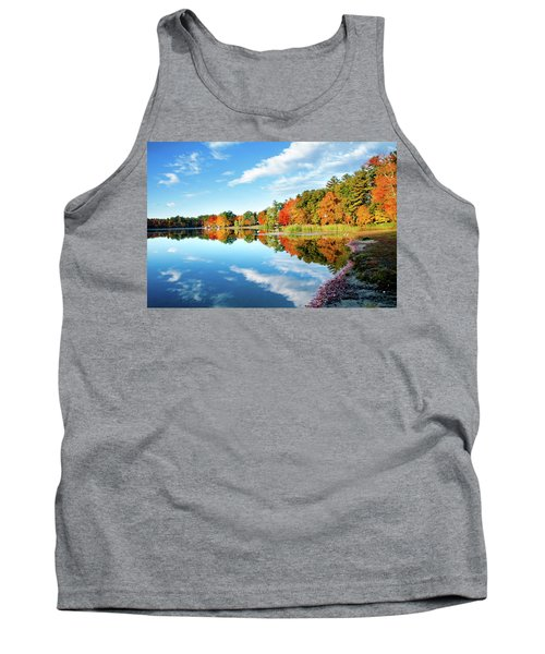Tank Top featuring the photograph Inspiration by Greg Fortier