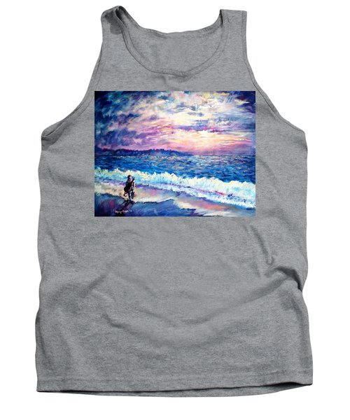 Inspiration-the Musician Tank Top