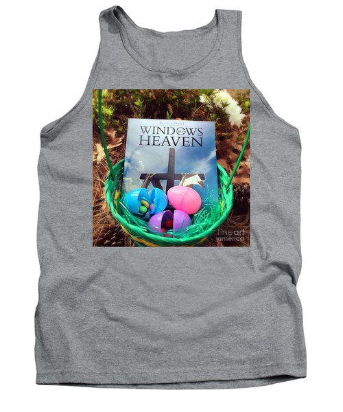 lnspirational Book Windows From Heaven Tank Top
