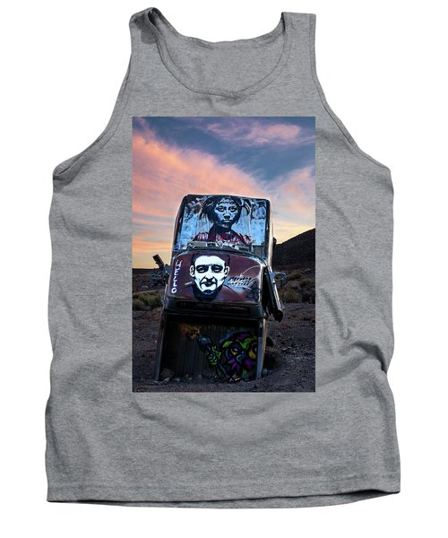 International Car Forest Of The Last Church 1 Tank Top