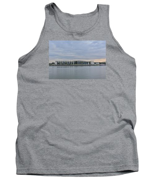 Interntational Trade And Convention Center Tank Top