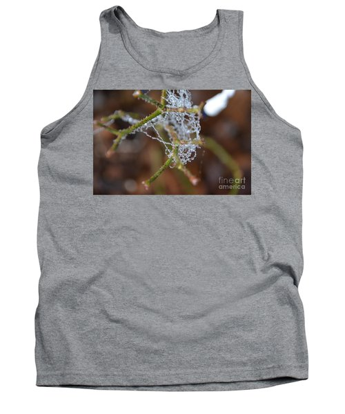 Intertwined In Beauty And Life. -georgia Tank Top