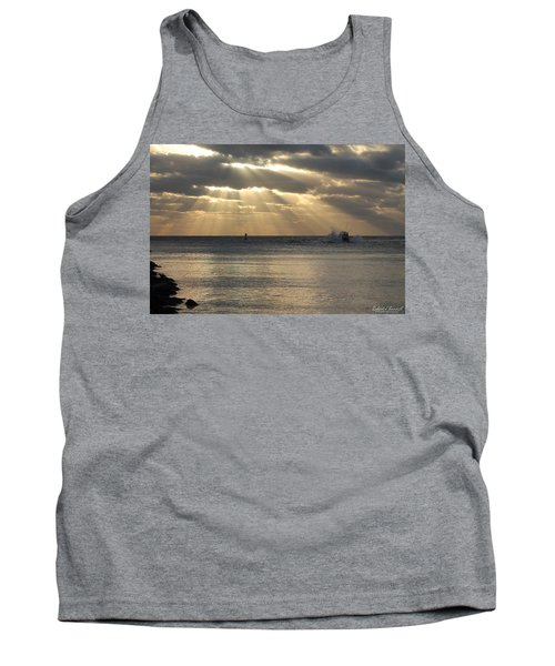 Into Dawn's Early Rays Tank Top