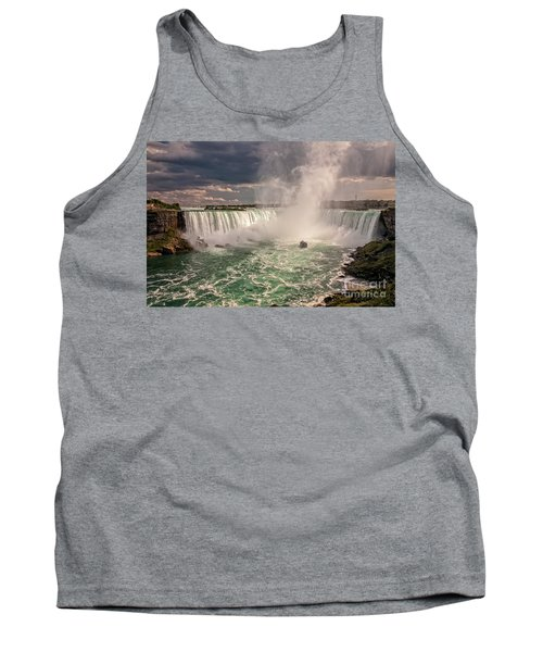 Into The Mist Tank Top