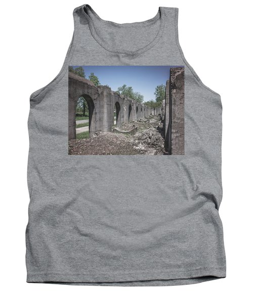 Into The Ruins 2 Tank Top
