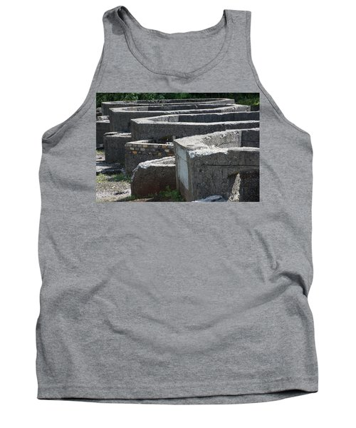 Into The Ruins 3 Tank Top