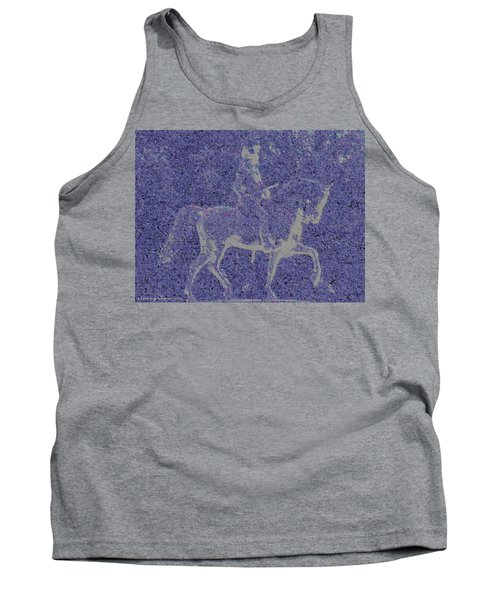 Into The Unknown - Study #1 Tank Top