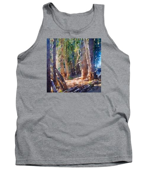 Into The Woods Again Tank Top