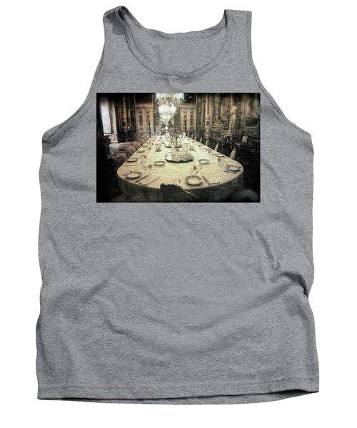 Invitation To Dinner At The Castle... Tank Top
