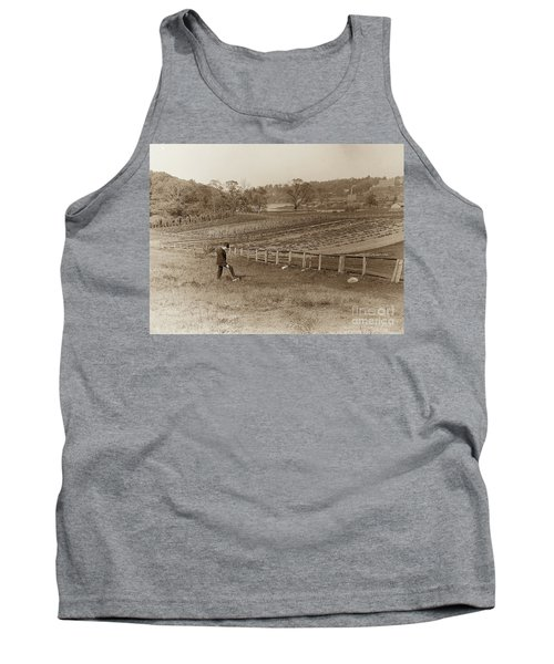 Tank Top featuring the photograph Inwood 1906 by Cole Thompson