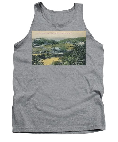 Inwood Postcard Tank Top by Cole Thompson