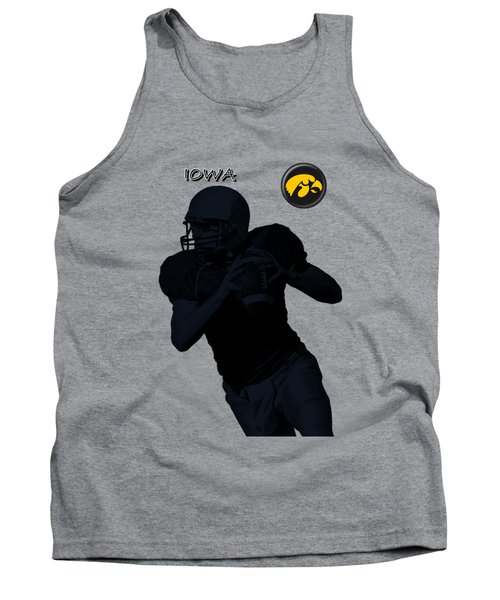 Iowa Football  Tank Top