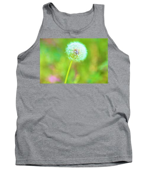 Iridescent Glow Tank Top