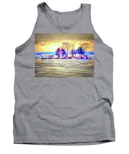 Island Life Tank Top