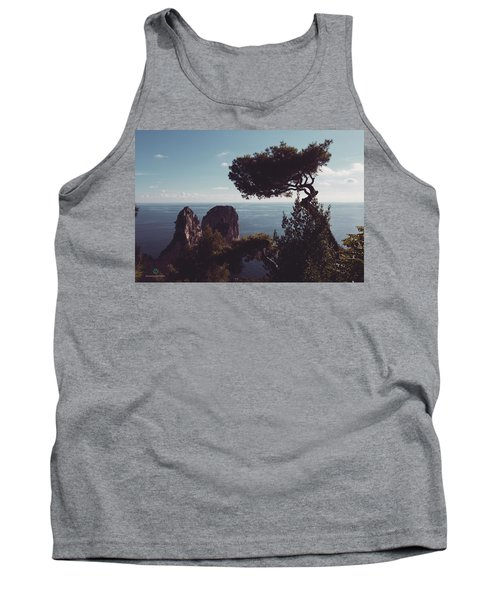Island Of Capri - Italy Tank Top