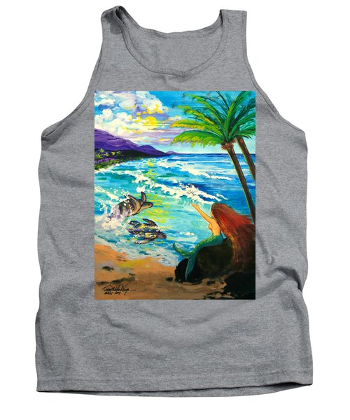 Island Sisters Tank Top by Karon Melillo DeVega