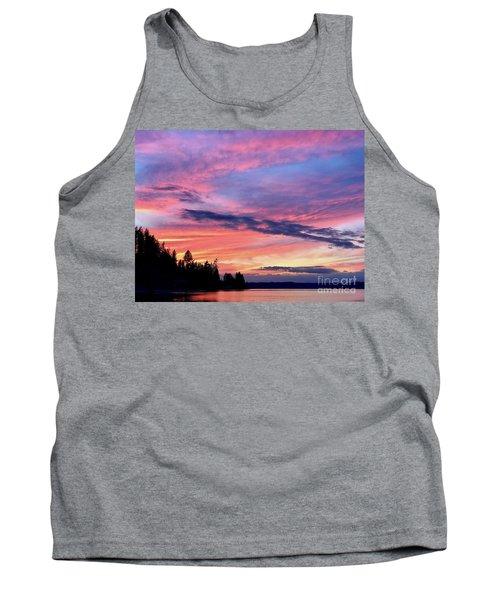 Island Sunset Tank Top