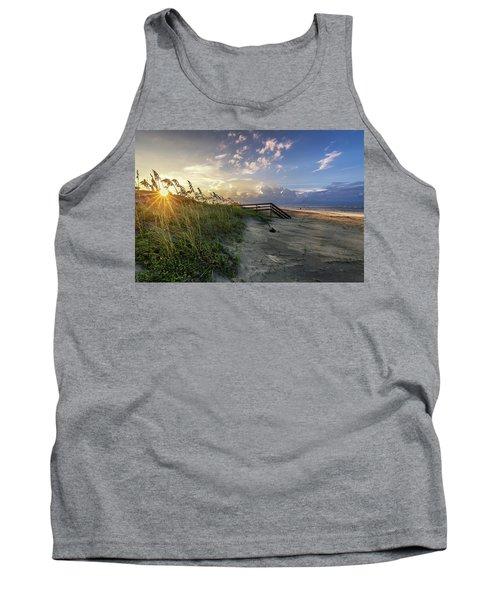 Isle Of Palms Sunstar Tank Top