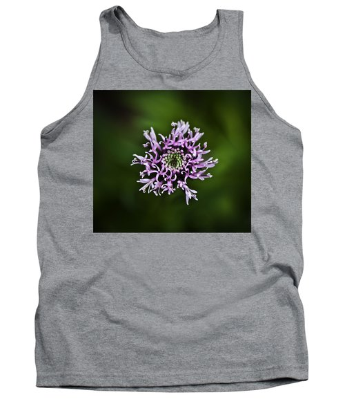 Isolated Flower Tank Top by Jason Moynihan