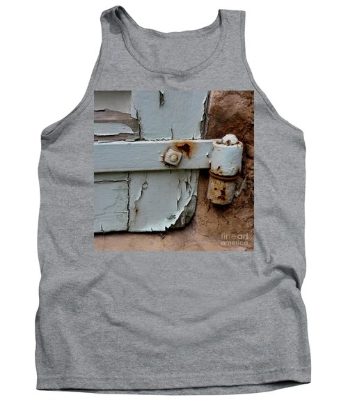 It All Hinges On Tank Top by Lainie Wrightson