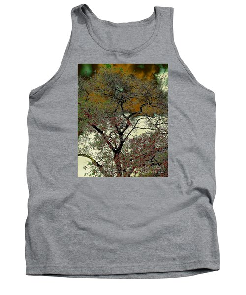 It's Been Said Tank Top by Jesse Ciazza