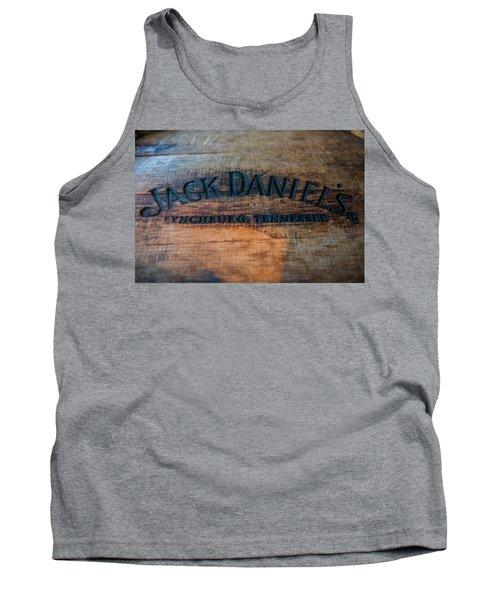 Jack Daniels Oak Barrel Tank Top