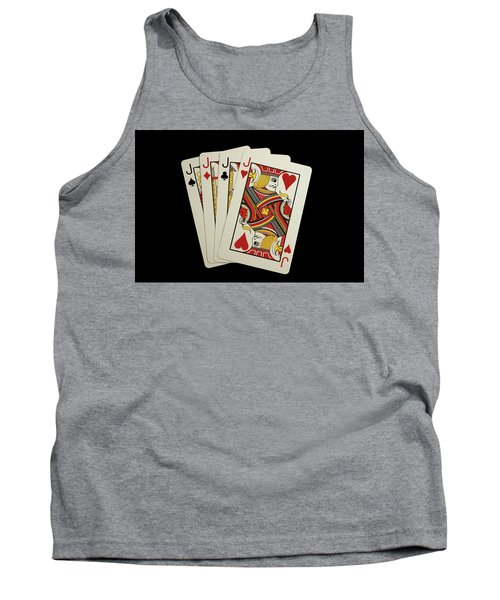 Jack Of All Trades Tank Top