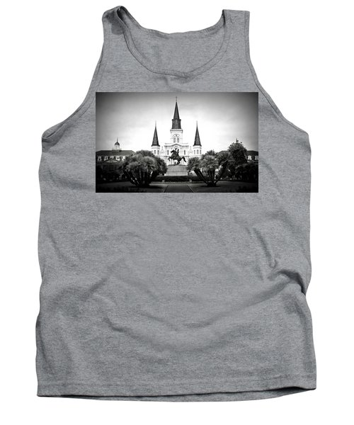 Jackson Square 2 Tank Top by Perry Webster