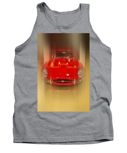 Jaguar E-type 1960s Tank Top