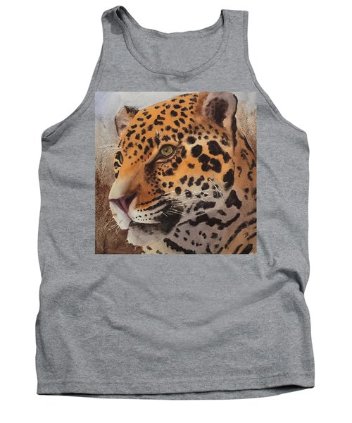Jaguar Tank Top