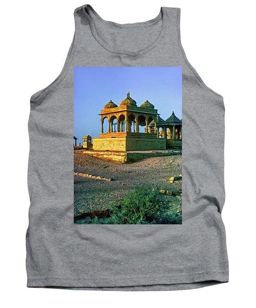 Jaisalmer Chhatri 2 Tank Top