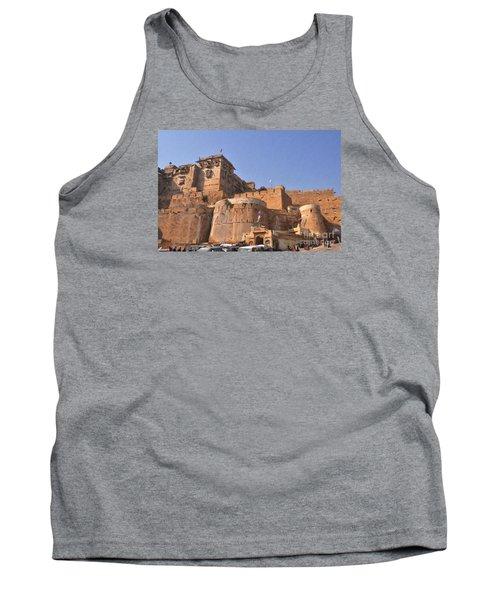Jaisalmer Desert Festival-9 Tank Top