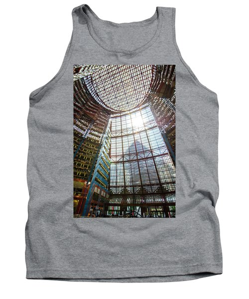James R Thompson Center Interior II Chicago Tank Top