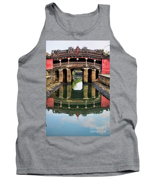 Japanese Bridge  Hoi An Tank Top