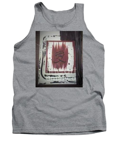Japaness Love Tank Top