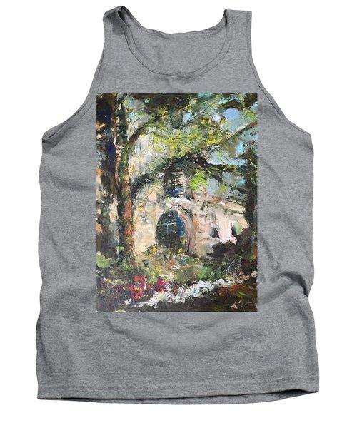 Jardin D'au Paradis  Tank Top