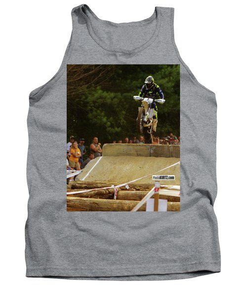 Jarvis Maintains 2nd Place Tank Top