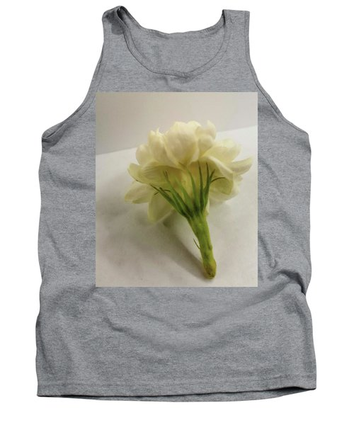 Tank Top featuring the photograph Jasmine by Bruce Carpenter