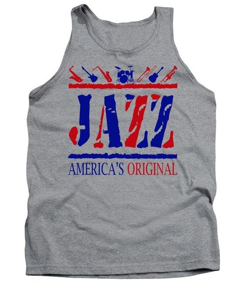 Jazz Americas Original Tank Top