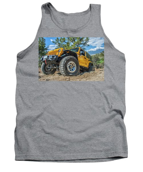 Jeep Life Tank Top