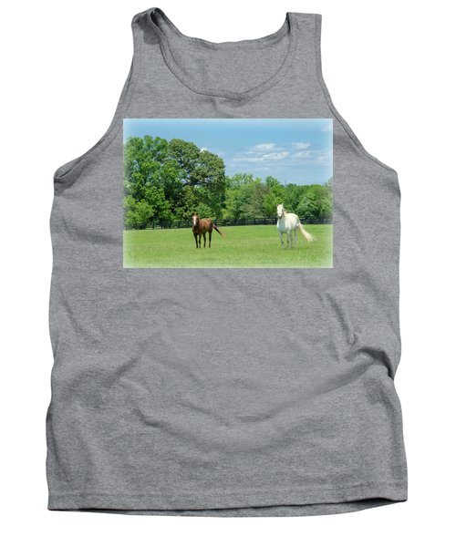 Tank Top featuring the photograph Jefferson Landing Series No. 3 by Laura DAddona