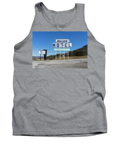 Jellico Motel Tank Top