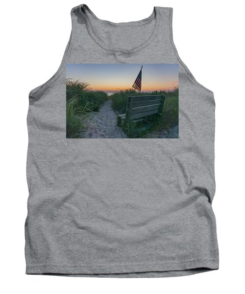 Jerry's Bench Tank Top