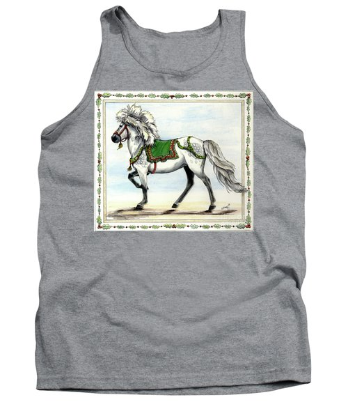 Tank Top featuring the painting Jol  by Shari Nees