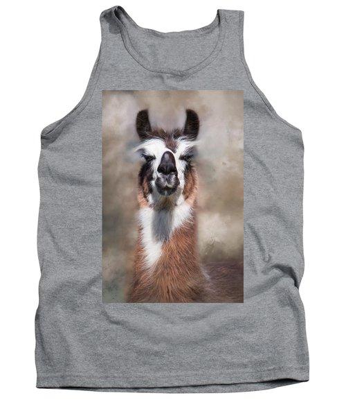 Jolly Llama Tank Top