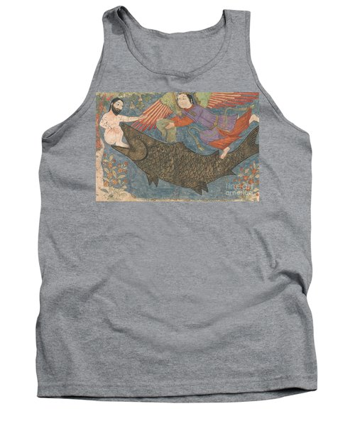 Jonah And The Whale Tank Top by Iranian School