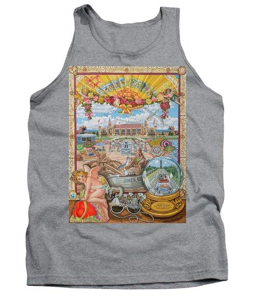 Jones Beach Love Story Tank Top