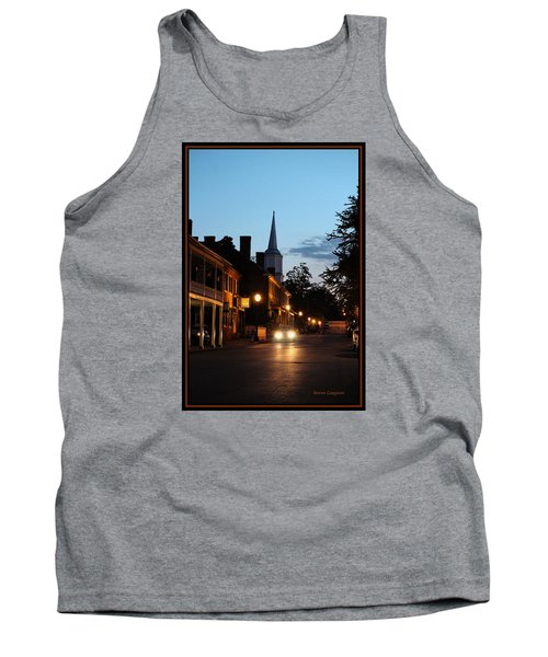 Jonesborough Tennessee 10 Tank Top
