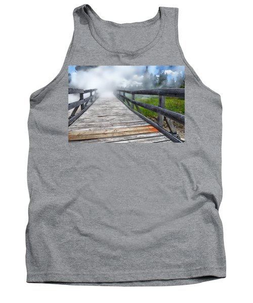 Journey Into The Unknown Tank Top